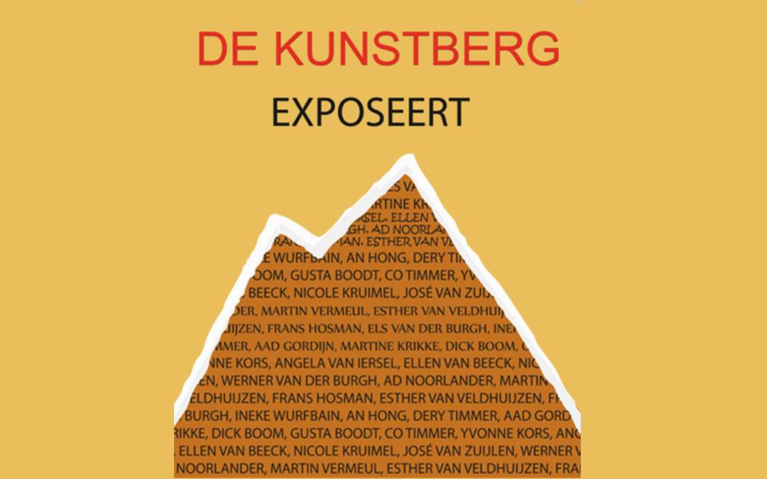 Groepsexpositie 'De Kunstberg' 2015