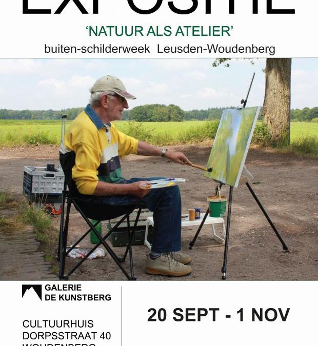 Expositie Natuur als Atelier