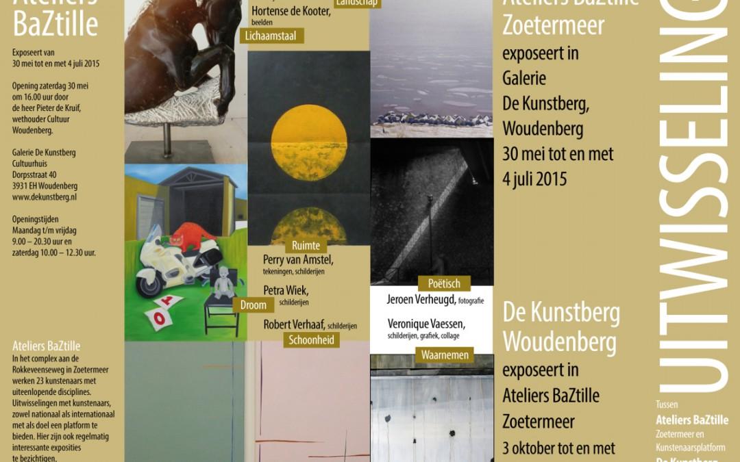 Expositie BaZtille en De Kunstberg