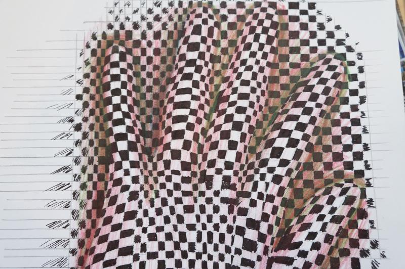 Zeer optische illusies tekenen kv17 for Tekenen in 3d