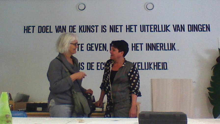 Interview met Yvonne Kors