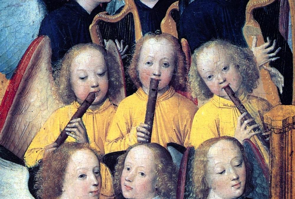 Een muzikaal kerstverhaal