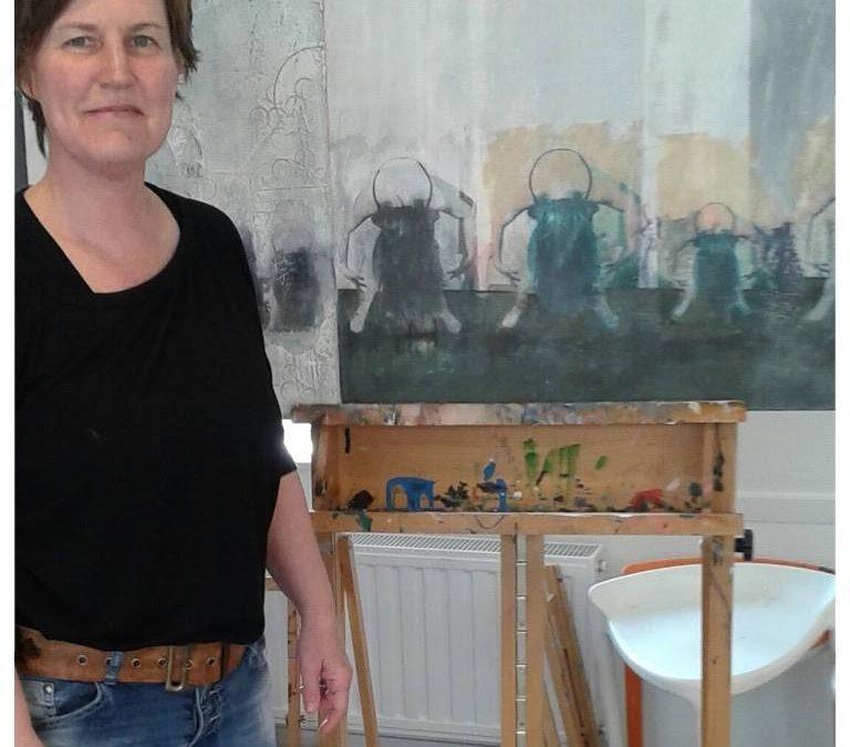 Interview met Esther van Veldhuizen