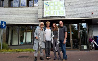 Dag van de Stilte in het Cultuurhuis in Woudenberg