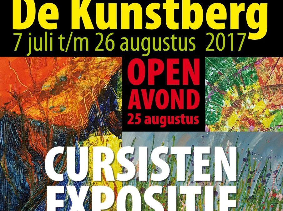 Cursistenexpositie 2017