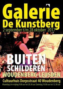 Kunst en Cultuur Woudenberg Expositie Buitenschilderen