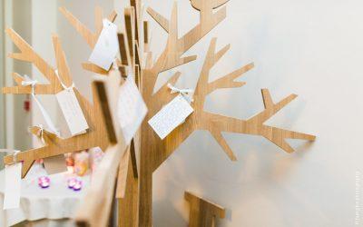 WAUW! Een Wensboom maken!