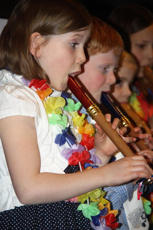 KCW Spelenderwijs blokfluit voor kinderen vanaf 6 jaar
