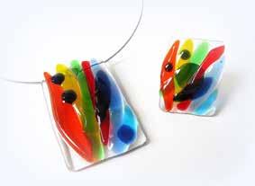 Workshop sieraden van glas