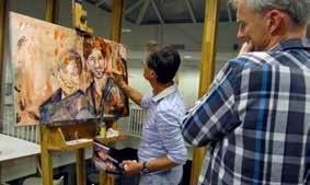 KCW Tekenen en schilderen voor volwassenen
