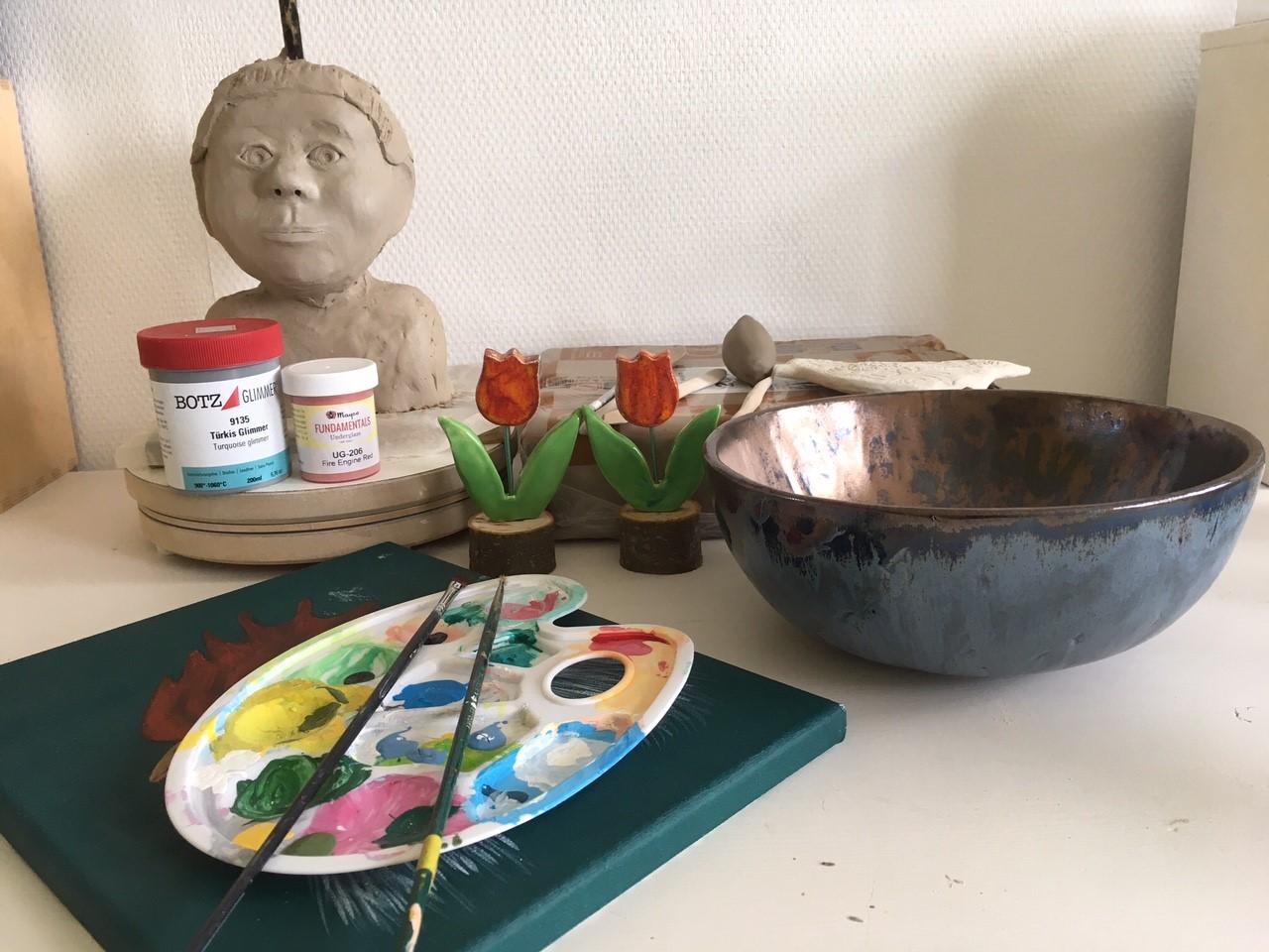 kcw open atelier beeldhouwen